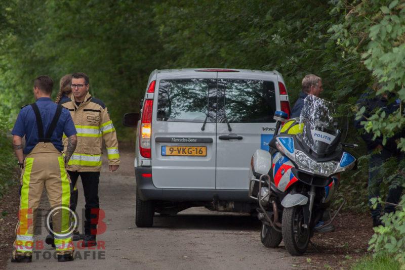Verdachte poeder zalnepad Zwolle